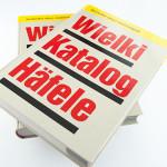 300 stronicowy katalog z registrami
