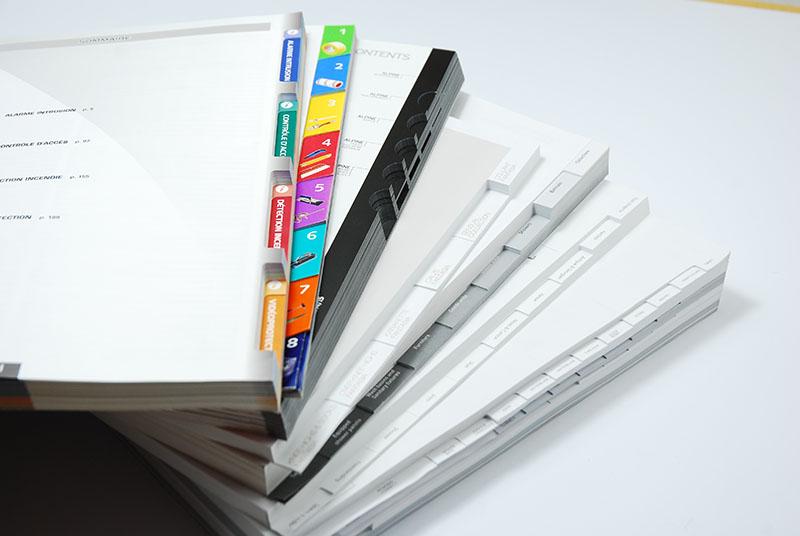 Foldery z registrami -rodzaje registrów