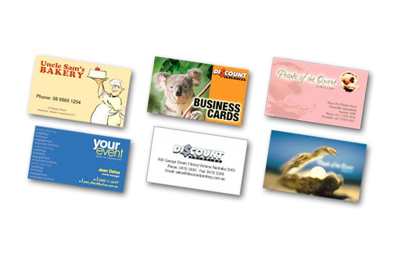 Karty biznesowe