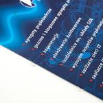 Folder z eurozszywka