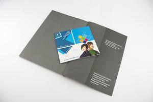 Teczka i katalog